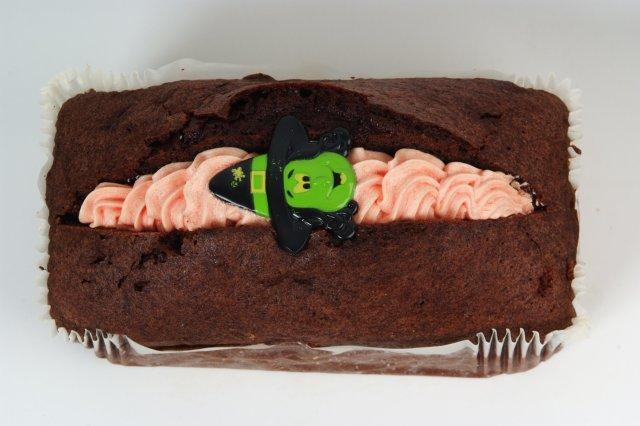 Holiday Chocolate Split Madeira Cake