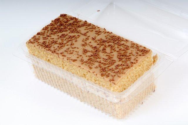 Coffee Angel Cake