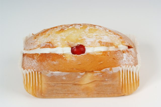 Cream Split Madeira Cake