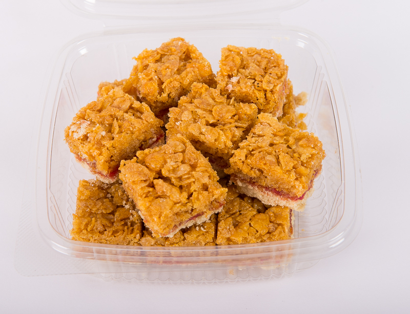 Cornflake Bites in a Tub