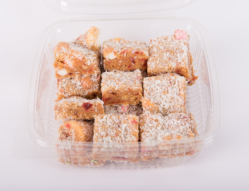 Fifteens Bites in a Tub