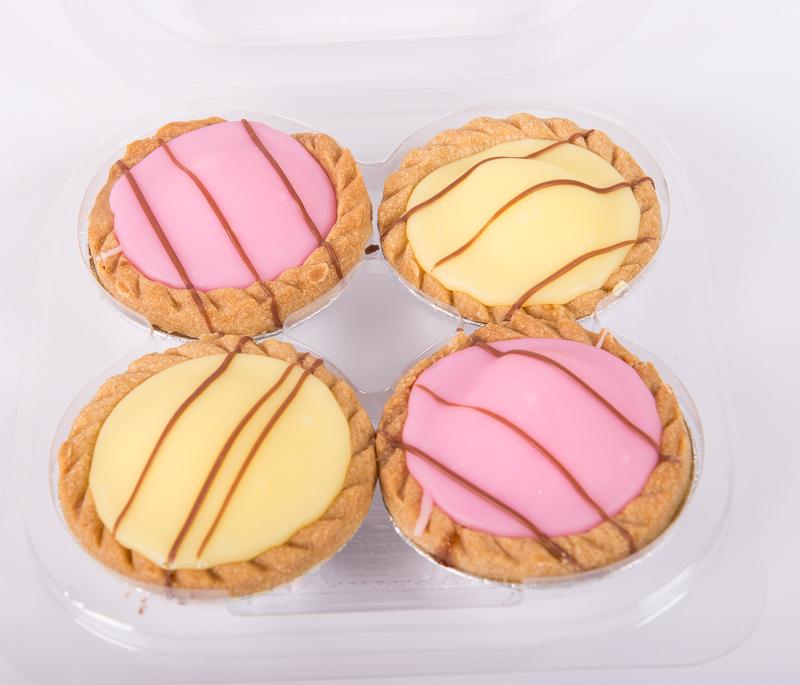 Assorted Creams 4pk