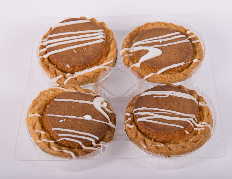 Welsh Cheesecakes 4pk