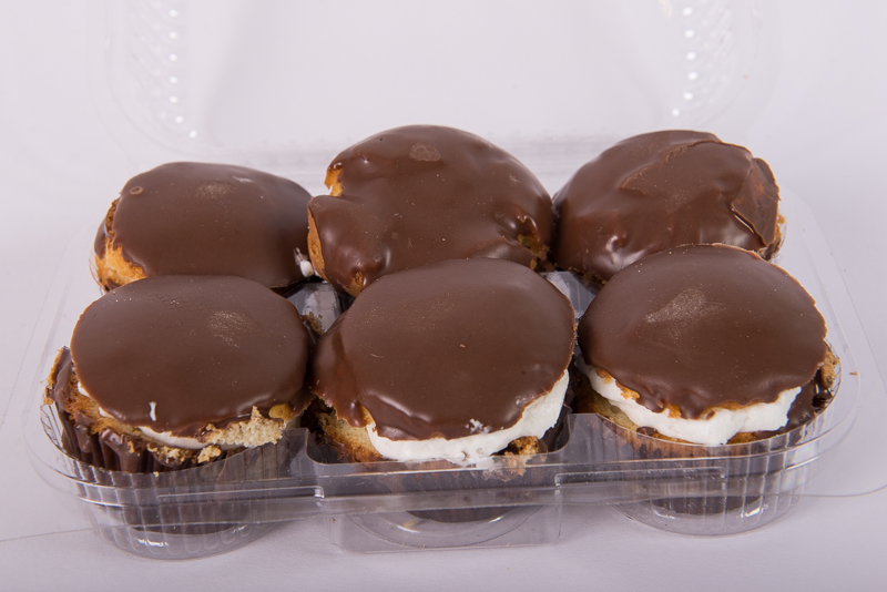 Chocolate Tops 6pk