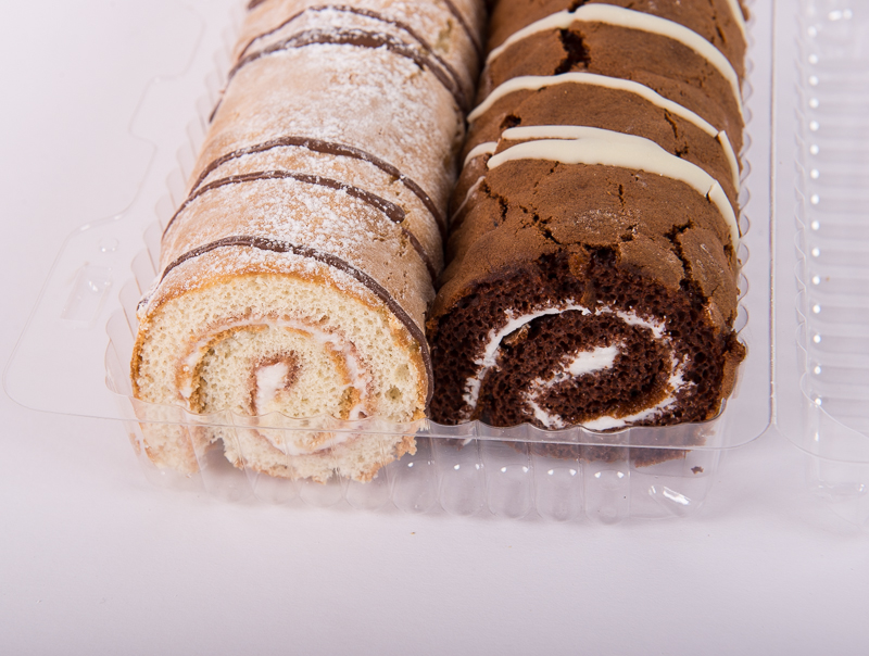 Twin Pack Swiss Rolls