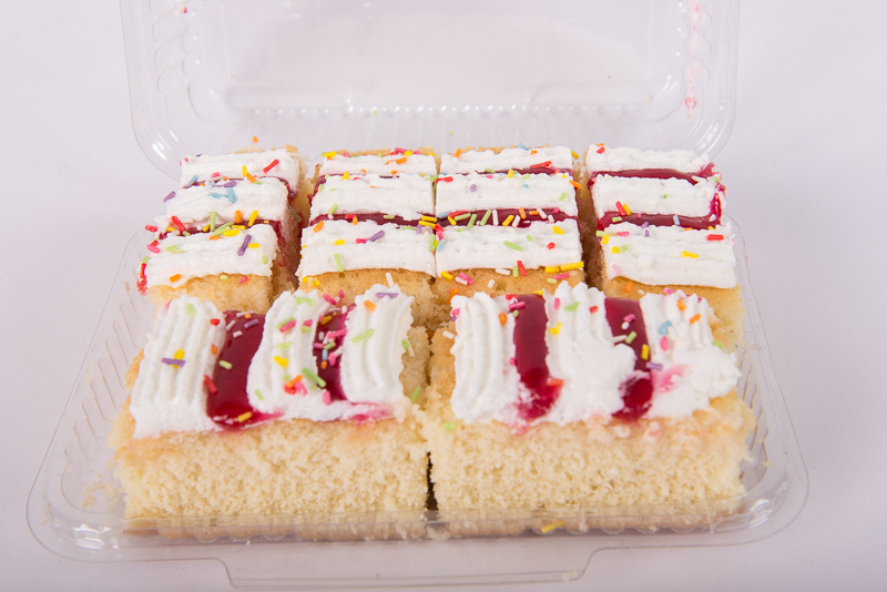 Jam and Cream Slices 6pk