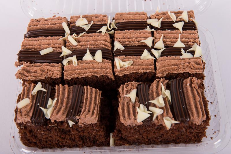 Chocolate Slices 6pk