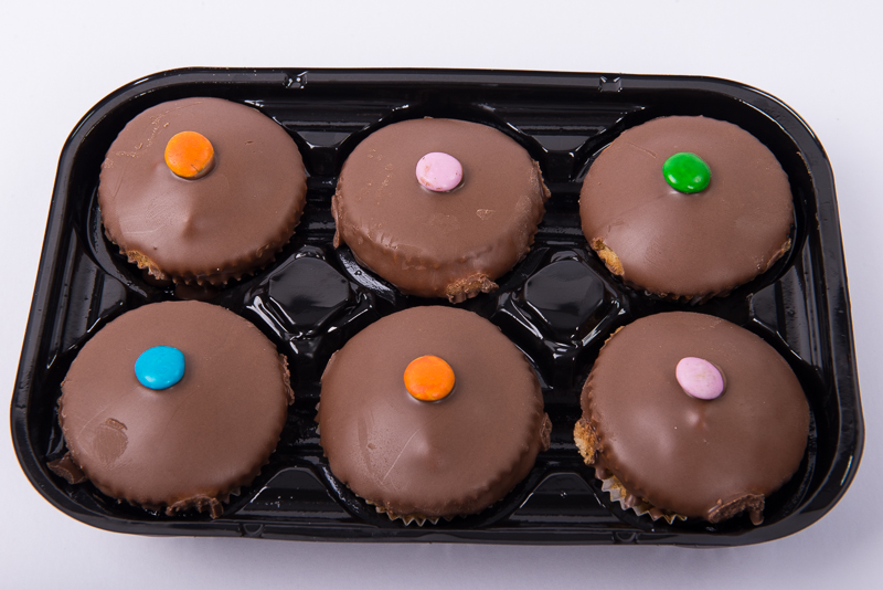 Chocolate Queens 6pk