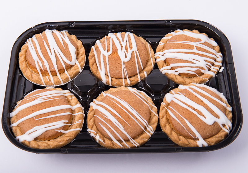 Welsh Cheesecakes 6pk