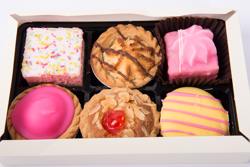 Assorted Pastry Boxed 6pk
