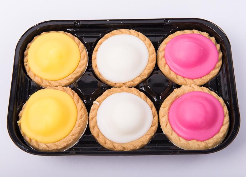 Assorted Creams 6pk